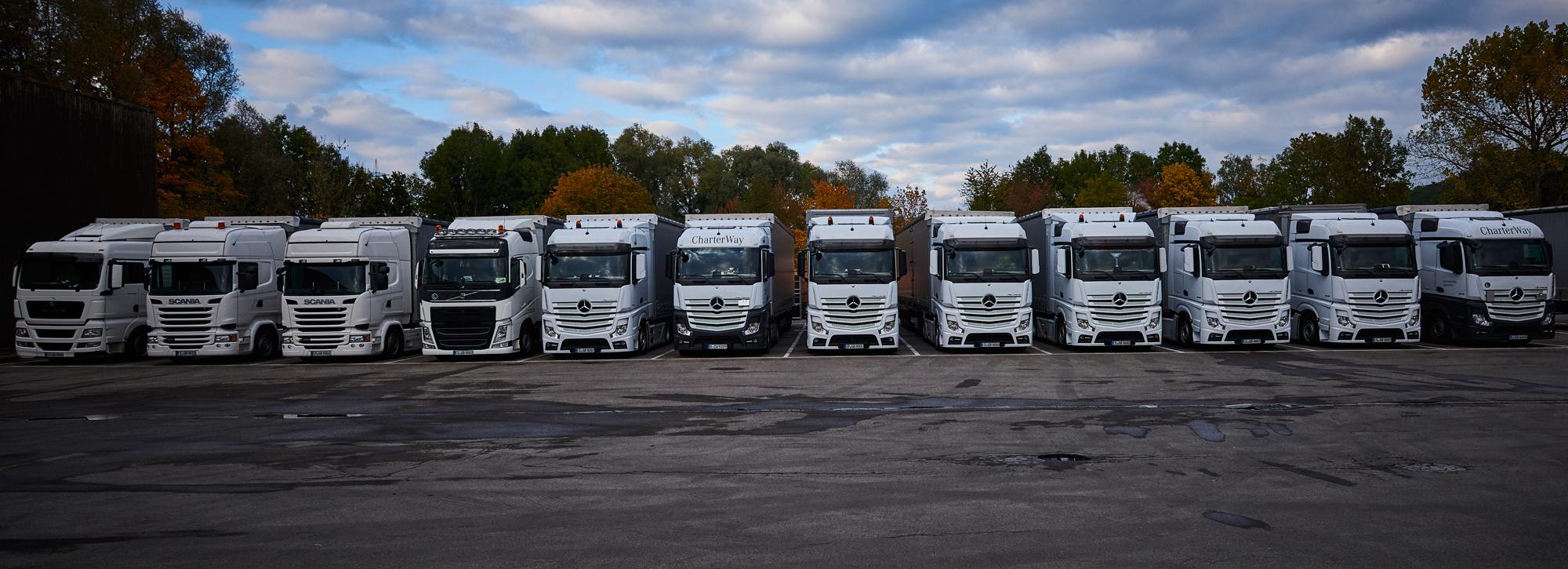 Transport von hochsensiblen Industriemaschinen und Industrieanlagen