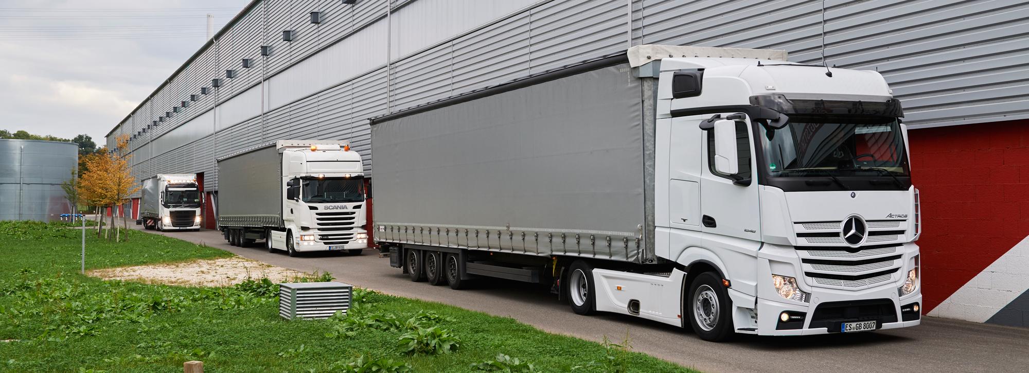 Transport- und Logistikkonzepte im Bereich der Stahllogistik